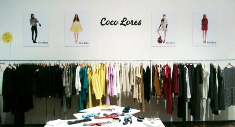 Coco Lores beim Modepalast Wien