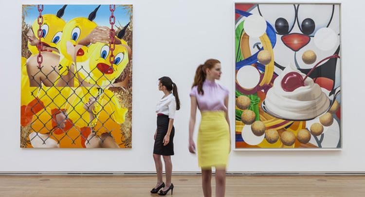 Coco Lores für die Schirn Kunsthalle Frankfurt
