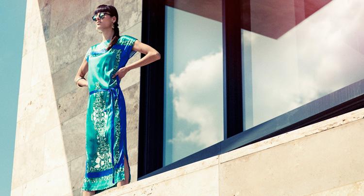 Ada Lovelace Sommerkollektion von Coco Lores