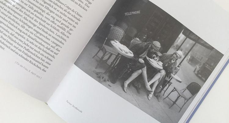 Lesung mit Modenschau: Helen Hessel