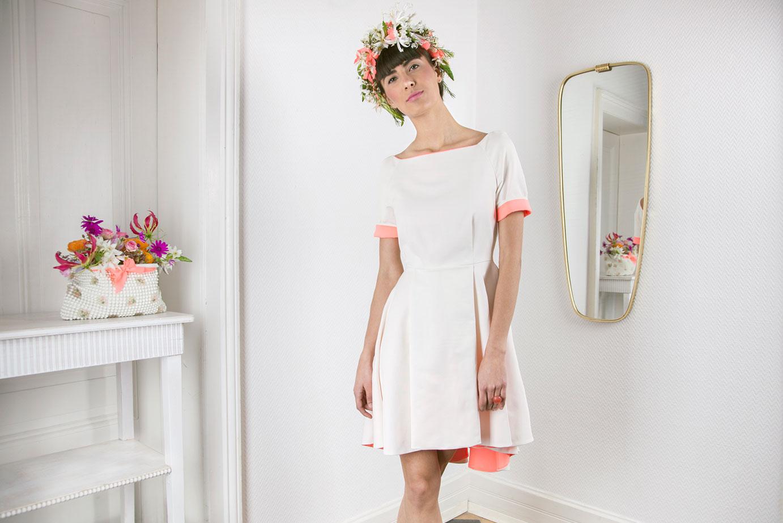 Fifties Hochzeitskleid von Coco Lores