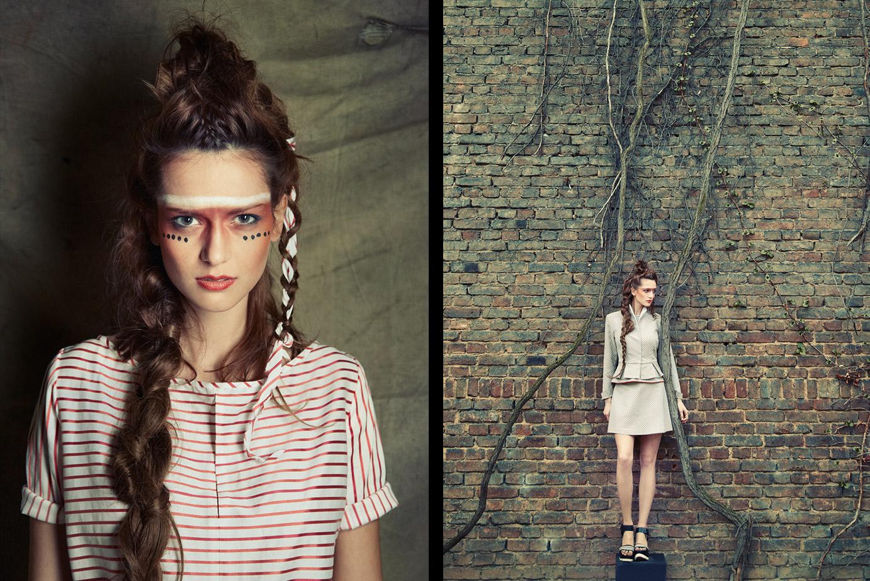 Modelle aus der Rebel Kollektion von Coco Lores