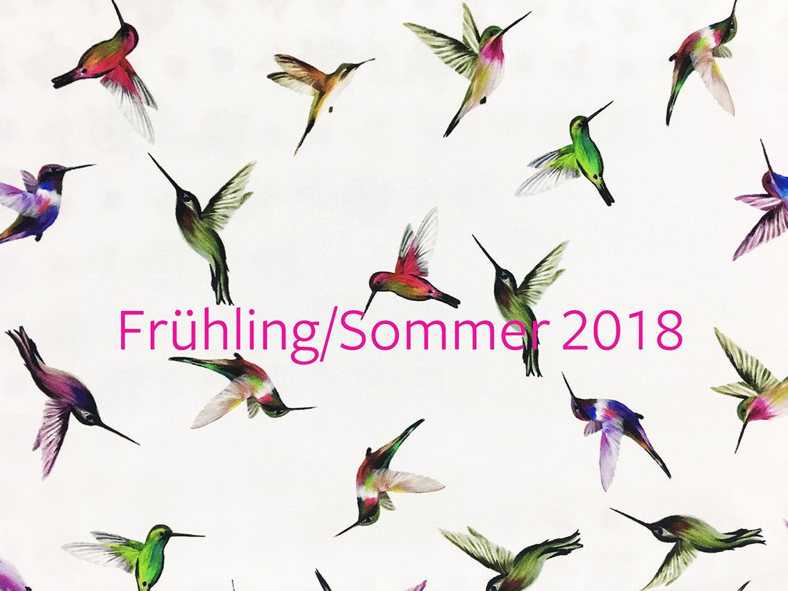 Kollektion Frühjahr/Sommer 2018 Coco Lores