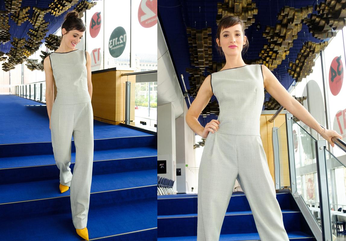 Neuer Business Overall für Friederike Becht vom Schauspiel Frankfurt