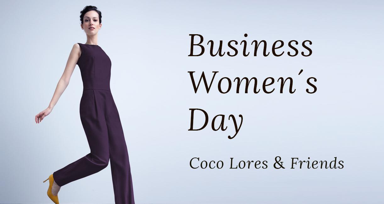 Business Frauen mit der passenden Mode