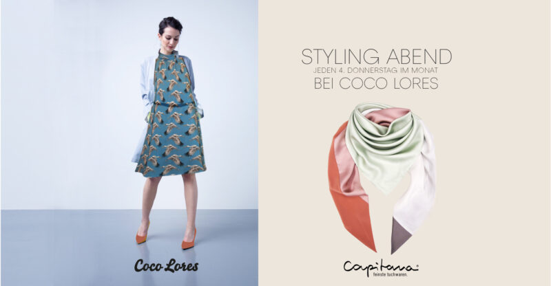 Styling Abend bei Coco Lores
