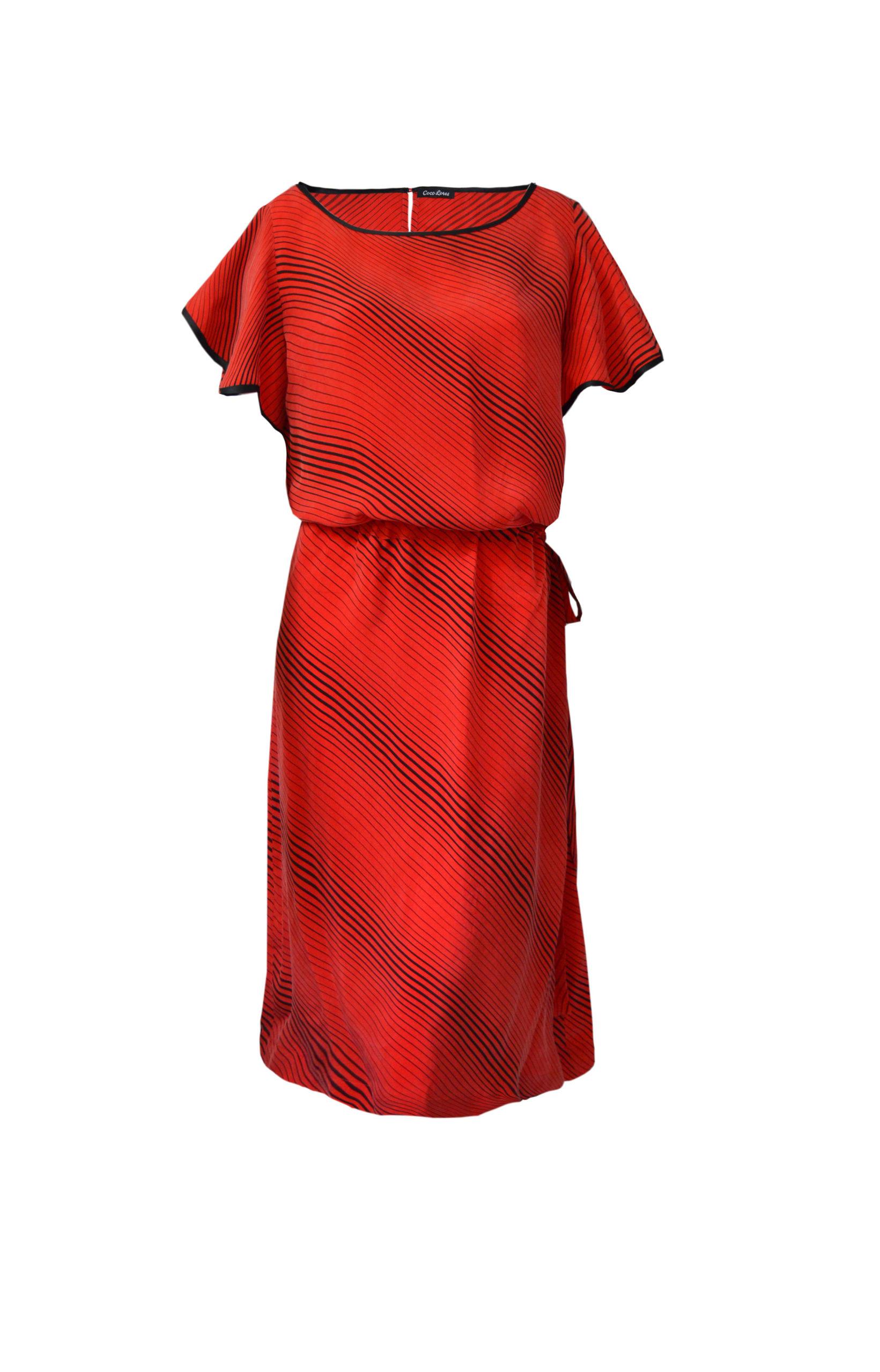 Sommerkleid Rot